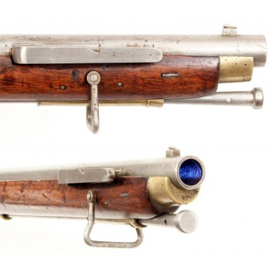 Brunswick Volunteer Rifle & Bayonet by Wilkinson
