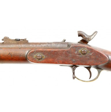 Confederate JS/Anchor Marked & Inventory Numbered Enfield Rifle Musket