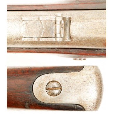 Confederate Repaired M-1855 from the Richmond Armory