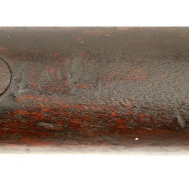Benjamin Flagg South Carolina Contract M-1842 Musket