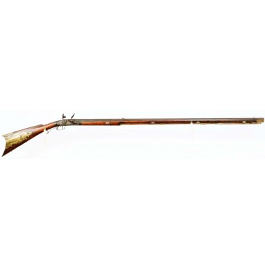 Beautiful Tennessee Long Rifle by John Bull