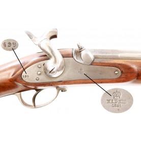 Spanish M-1857 Enfield Rifle