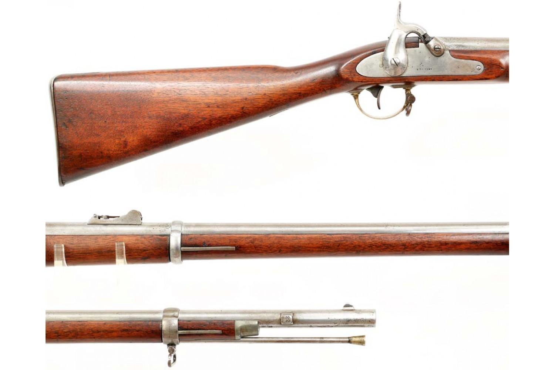 Whitney Type III Enfield RIfle