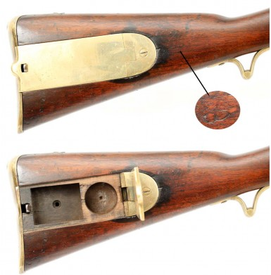 Brunswick Rifle - Confederate Purcahsed