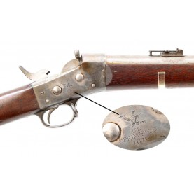 Fine US M-1871 Rolling Block Army Rifle