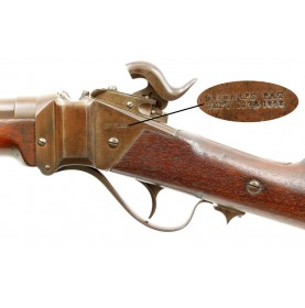 Sharps NM-1859 Mitchell Contract Naval Rifle