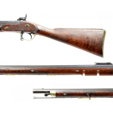 British P1842 Rifled & Sighted Musket