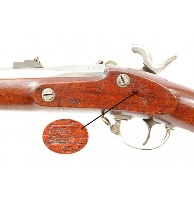 1855 Rifle Musket by Springfield - Very Fine