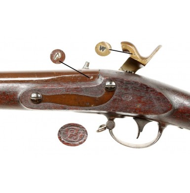 Arsenal Altered US M-1822/28 - National Armory Brown