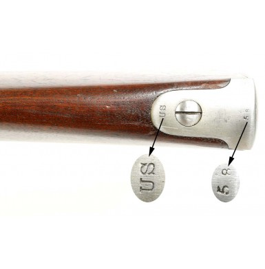 US M1842 Musket - About Excellent