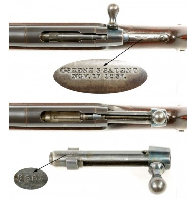 Excellent Greene's Patent Rifle