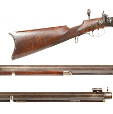 Benjamin Mills of Kentucky Target Rifle