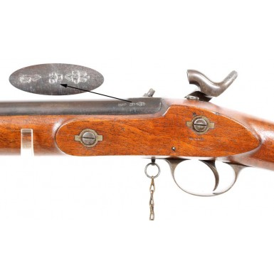 British Military P1856 No2 Bar on Band Rifle