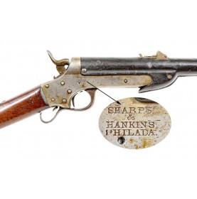 Sharps & Hankins M1862 Naval Carbine
