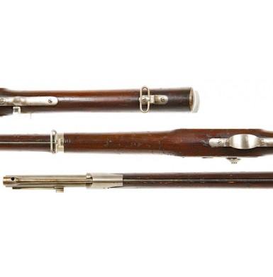 Whitney M1861 Naval Rifle & Bayonet