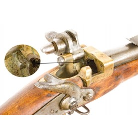 Exceptionally Rare Russian M1856/67 Krnka Rifle