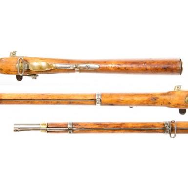 Exceptionally Rare Russian M1856/67 Krnka Rifle