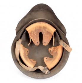 Experimental US #8 Helmet - Very Fine & Very Rare
