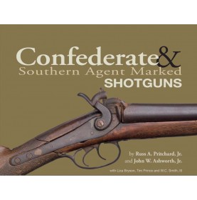 Confederate & Southern Agent Marked Shotguns
