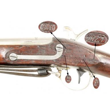 US M1840 Nippes-Maynard Alteration Musket