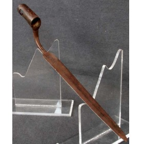 US Made Dutch Style Revolutionary War Era Socket Bayonet