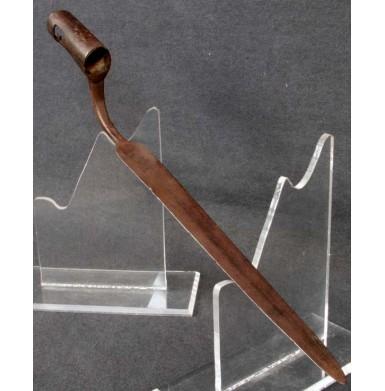 US Made Dutch Style Revolutionary War Era Socket Bayonet