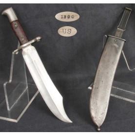 US Krag Bowie Bayonet - FINE & SCARCE