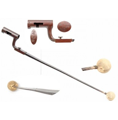 Extremely Rare US Type I Fencing Bayonet