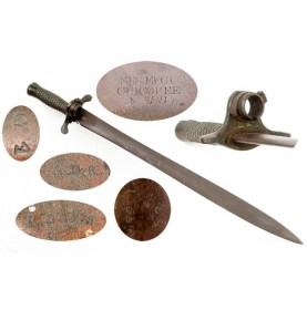 US M-1847 Sappers & Miners Bayonet