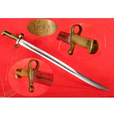 PS Justice Type III Saber Bayonet