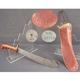 US M-1904 Hospital Corps Knife - Fine