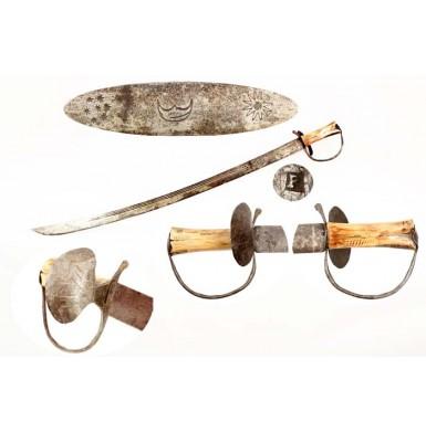 American Made Revolutionary War Cutlass