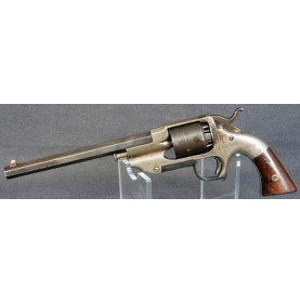 Allen & Wheelock Center Hammer Navy Revolver