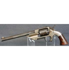 Allen & Wheelock Center Hammer Navy Revolver