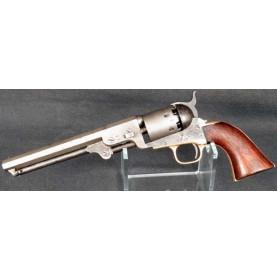 British Martial Colt Navy Revolver - SCARCE