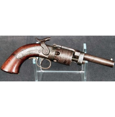 Mass Arms made Wesson & Leavitt Belt Revolver