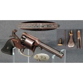 Remington Rider Pocket Revolver with Accessories