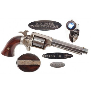 DD Cone Marked Uhlinger Pistol - Excellent