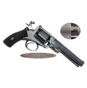 Webley Wedge Frame 54-Bore Revolver - Very Fine