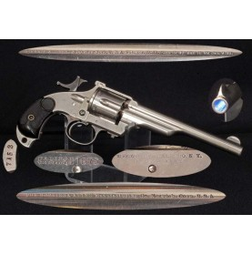 Outstanding Merwin, Hulbert & Company Pocket Army Revolver