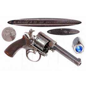 Tranter M-1868 Revolver Retailed by Reilly