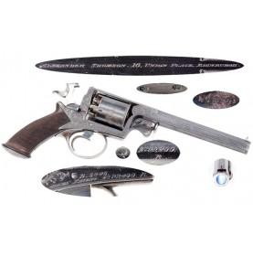 Beaumont-Adams 38-Bore Dragoon Revolver