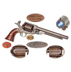 Whitney Navy Revolver - Fine & Crisp