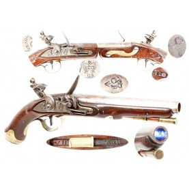 British Pattern 1799 Eliott Light Dragoon Pistol