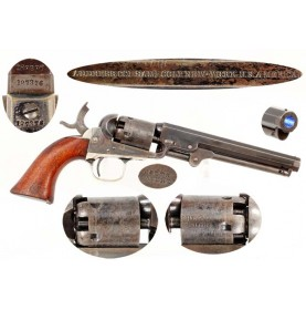 Colt M-1849 Pocket - Very Fine+
