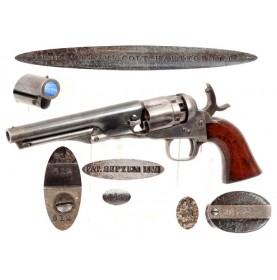 Colt M-1862 Police - Fine With Scarce Iron Backstrap