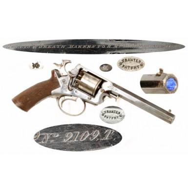 4th Model Tranter Revolver - Very Fine