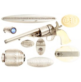 Colt Pocket Navy Cartridge Revolver