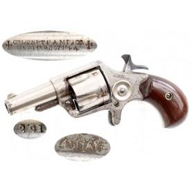 Colt New Line Revolver in .41 RF