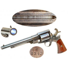 Freeman Army Revolver - Fine & Scarce